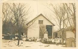 USA -Iowa - Hühnerfarm -Gel. 1910 - United States