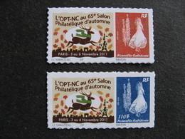 Nouvelle-Calédonie: RARE Et TB Paire N°1138/1139, Neufs XX . - Nouvelle-Calédonie
