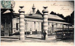 80 SAINT-VALERY-sur-SOMME - Le Casino - Saint Valery Sur Somme