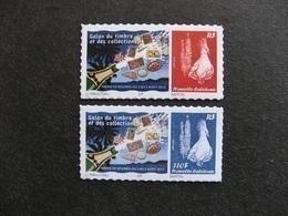 Nouvelle-Calédonie: TB Paire N°1153 A Et N° 1153 B, Neufs XX . - Nuevos