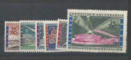 1958 MNH Belgium, België, Belgique, Postfris - Neufs
