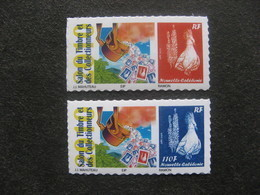 Nouvelle-Calédonie: RARE Et TB Paire N°1100A/1100B, Neufs XX . - New Caledonia