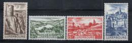 Luxembourg 1948 Mi. 431-434 Neuf ** 100% Paysage - Luxembourg