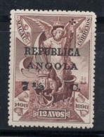 Angola 1914 Mi. 123 Neuf * 80% Colonies, République, 7 1/2 C. - Angola