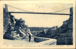 CONSTANTINE  Route De Philippeville - Konstantinopel