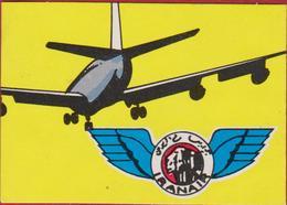 IRAINAIR IRAN AIR Avion Aircarft Airline Vliegtuig Fluzeug Aufkleber Sticker Autocollant - Stickers