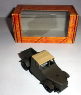 Voiture 2CV Prototype Pick-up 1936 - Norev - Hachette - Non Classificati