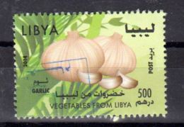 2014; Früchte Aus Libyen, Gem. Scan   Gestempelt; Los 52426 - Libia