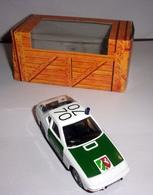 "Voiture Porsche 924 De 1975 ""Polizei"" - 1/43 Ème - Norev - Hachette - Non Classificati"