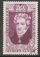 FRANCE : N° 1595 Oblitéré (Georges, Baron Cuvier, Naturaliste) - PRIX FIXE - - France