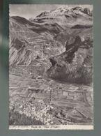 CP (38) Bourg-d'Oisans - Route De L'Alpe-d'Huez - Editions Toby - Bourg-d'Oisans