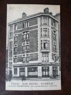 Carte  Façade De Commerce Tabac,bar,hôtel, FLOREAL L- DOMPSIN 20, Rue Du Molinel      -LILLE - Lille