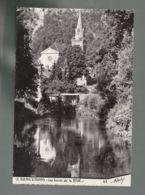 CP (38) Bourg-d'Oisans - Bords De La Rive - Editions Roby - Bourg-d'Oisans