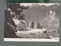 CP (38) Bourg-d'Oisans - Route De L'Alpe-d'Huez - Editions Roby - Bourg-d'Oisans