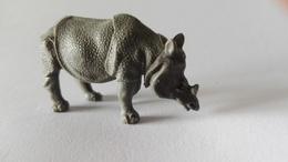 Britains Rhinosceros Nashorn  Circus Cirque Zoo - Scale Models