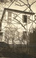 CPA PHOTO .VILLA . 1926 - Menton