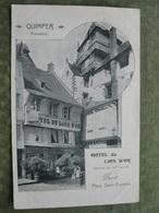 D29 - QUIMPER - HOTEL DU LION D'OR - Quimper