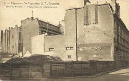 BRUXELLES - Papeteries De Ruysscher, S.A., Usine De Bruxelles - Emplacement Des Agrandissement - N'a Pas Circulé - Other