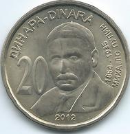 Serbia - 2012 - 20 Dinara - KM62 -Mihajlo Pupin - Serbia