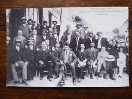 Carte Postale  HEILTZ-LE-MAURUPT 1913 Réunion De Anciens Sous Officiers - Francia