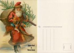 Père Noel, Hôte, Jouets, Sapin - Santa Claus
