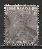 GB SG 68, Mi 14 O Used - Used Stamps