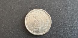GILBRALTAR : 5 Pence 1991 - Gibraltar