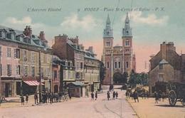 L'Aveyron Illustré   Rodez     Place St-Cyrice Et Eglise - Rodez