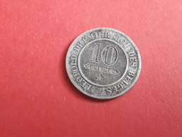 10 Centime 1862 - 1831-1865: Leopold I