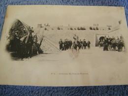 C.P.A.- Fresnes (94) - Visite Du Tsar Nicolas II à L'Intérieur Du Fort De Fresnes - 1902 - SUP - (CX 83) - Fresnes