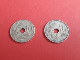 10 Centime 1905, 1923 - Autres