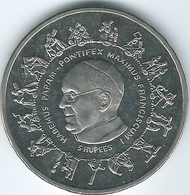 Seychelles - 2013 - 5 Rupees - Pope Francis I - KM142 - Seychelles