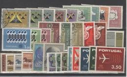 Portugual _ ( 1962 )n ° 898 /934 - Unclassified