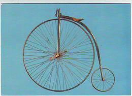 GRAND BICYCLE RDGE 4887 . LES COURSES DE GRANDS BI . Editeur MUSEE NATIONAL DES TECHNIQUES . C. N. A. M. - Musei