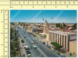 1960s Libya TRIPOLI , Exhibition, Fiera Old Cars, VW ...    Old Postcard - Libia