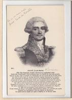Marine / Marin Louis Coudé, Né à Auray 1752, Navigue Pour La Cie Des Indes, Fut Député Du Morbihan, Mort à Pontivy - Bateaux