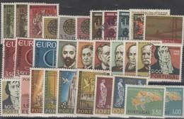 Portugual _ ( 1960 ) N ° 977 /1015 - Sin Clasificación