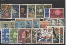 Portugual _ ( 1960 ) N ° 843 /897 - Sin Clasificación