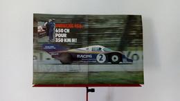 Ancienne Coupure De Presse Automobile Porsche 956 De 1983 - Voitures (Courses)