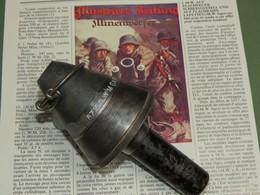 AUFSCHLAGZÜNDER 1916 FÜR LEICHTE WURFMINE . Fusée à Percution Allemande 1916 !!! - 1914-18