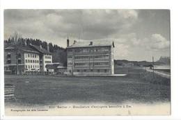 24676 - Vallée De Joux  Sentier Manufacture D'horlogerie Lecoultre - VD Vaud