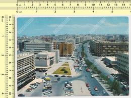 KUWAIT Fahad As Salem Street OLD CARS  Old Postcard - Koweït