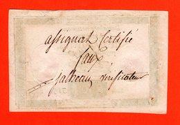 ASSIGNAT 10 LIVRES - 16 Décembre 1791 - FAUX D'EPOQUE - CERTIFIE FAUX PAR JALHEAU - REVOLUTION - Assignats & Mandats Territoriaux