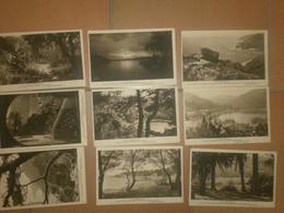 CAB574  Lot De 9  CPA  Vierges : Dep. 83 PORT CROS (Hostellerie  Provençale) - Cartes Postales