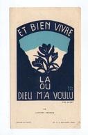 Lucerna Ardens N° 116, Par Fra Nodet, Et Bien Vivre Là Où Dieu L'a Voulu, Scout, Scoutisme - Images Religieuses