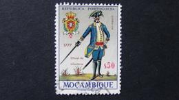 Mozambique - 1966 - Mi:MZ 528, Sn:MZ 469, Yt:MZ 528 O - Look Scan - Mosambik