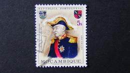 Mozambique - 1970 - Mi:MZ 552, Sn:MZ 493, Yt:MZ 552 O - Look Scan - Mosambik
