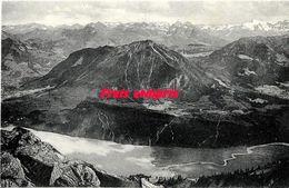 CH - Suisse - Aussicht Vom Pilatus Gegen Das Stanserhorn - LU Lucerne