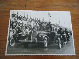 Photo 24 H Du Mans 1949 Président De La République - Automobiles