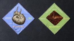 Mozambique - 1971 - Mi:MZ 554,560 Sn:MZ 495,501 Yt:MZ 554,560 O - Look Scan - Mosambik